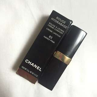 Authentic Chanel Rouge Hydrabase lipstick