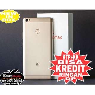 Xiaomi MiMax 2-Gold 64/4GB-Cash/Kredit Dp 1jt ditoko ktp+kk Call/wa;081905288895