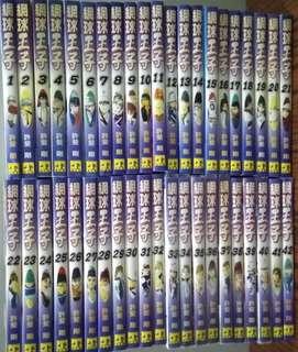 網球王子,全套42期完,許斐剛作品,正文社出版