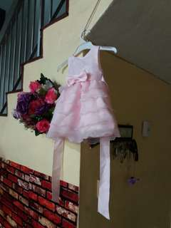 Baby Girl Dress (0-9months)