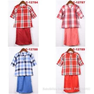 Baju Kurung Kanak-Kanak (Batch 1)