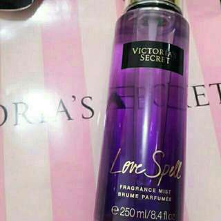 NEW Victoria's Secret Fragrance Mist 250mL ORI