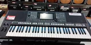 Keyboard yamaha PSR- S775 + Adaptor kredit jakarta18