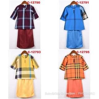 Baju Kurung Budak (Batch 3)