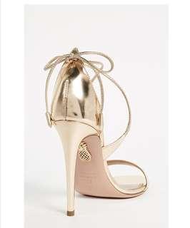 Aquazzura Linda 105 Sandals size 36.5