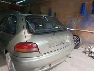 Satria 1.3 auto 97