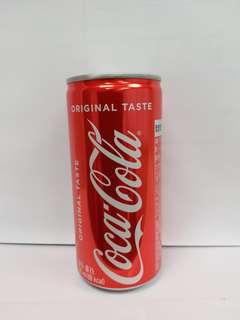Coca Cola (Coke) 可口可樂南韓版 210ml 迷你罐