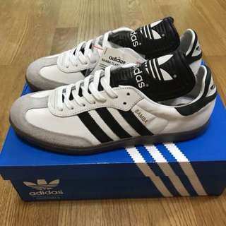 🚚 US10.5 全新限量 adidas originals SAMBA OG MADE IN GERMANY