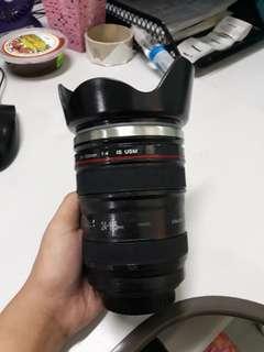 Camera Lens Mug for Coffee or Tea
