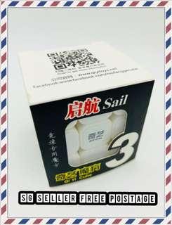 🚚 Sail 3x3 Rubix Cube Free Postage!