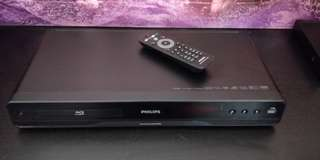 Phillips Blue ray DVD player