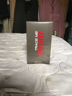 DUCATI TRACE ME EDT 100ML FOR SALE!!