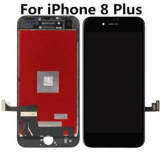 Iphone 8 Plus LCD Touch Screen Digitizer - BLACK