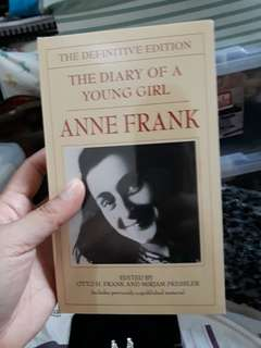 The Diary of A Young Girl