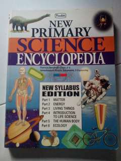 New Primary Science Encyclopedia