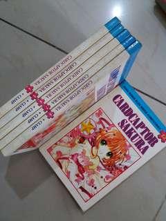 Cardcaptor sakura komik