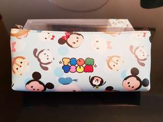 Tsum Tsum Pouch / Pencil Case BRAND NEW