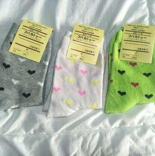 Cute Love Socks