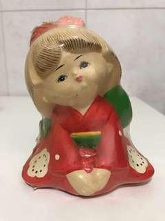 🚚 【全新未拆封】和服娃娃小擺飾 值得蒐藏(50元為比例尺)