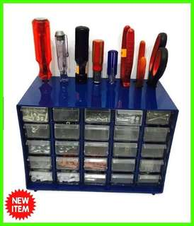 💥Screws Tools Nails Nuts Bolts Beads Crafts Storage💥