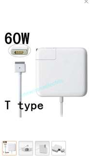 "(In stocks)Brand New 60W MagSafe2 Power Adapter Charger T-tip For Apple MacBook Pro 13"" A1425/A1502"