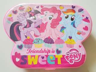 Little Pony Complete Colouring Set