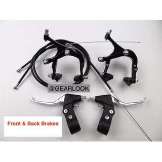 *INSTOCK* Front & Back Brakes