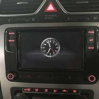 VW RCD330 187b headunit