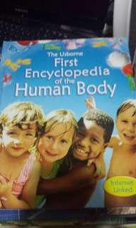 The Usborne First Encyclopedia of Human Body