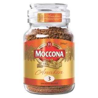 🚚 荷蘭 MOCCONA 摩可納咖啡-3號Awaken 咖啡