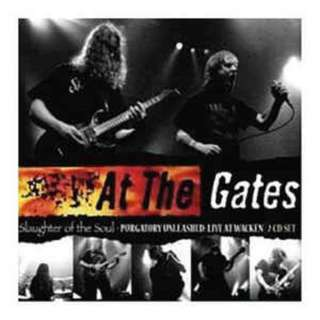 At The Gates - Slaughter Of The Soul/Purgatory Unleashed Live At Wacken 2 CD