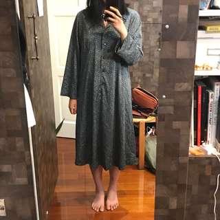 古著文青風格洋裝