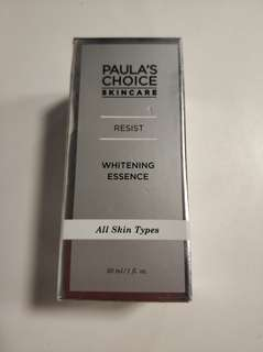 PAULA'S CHOICE SKINCARE WHITENING ESSENCE