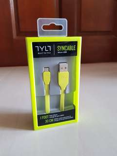 TYLT Micro-USB Cable