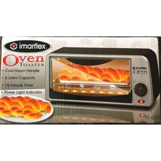 Imarflex Oven Toaster IT600