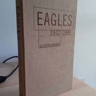 The EAGLES CD BoxSet MINT condition. Made in USA