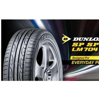 235/40/18 豋路普輪胎 LM704 雙導向可調胎 2014全新輪胎 清倉特賣 限量4條