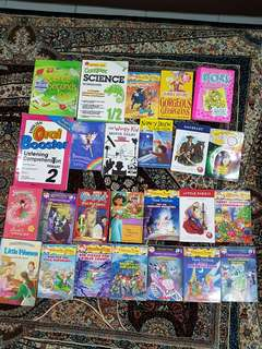 Mix books for childrens