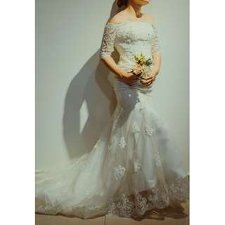 Bridal Wedding Gown #6