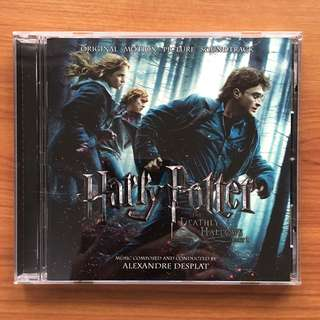Harry Potter and the Deathly Hallows Part 1 Soundtrack