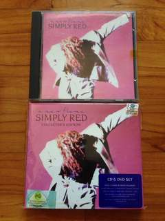 Simply Red A New Flame CDs