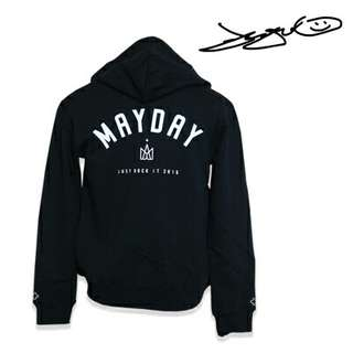 Mayday Hoodie Unique Unisex Design Singlet Shirt T-Shirt Tee
