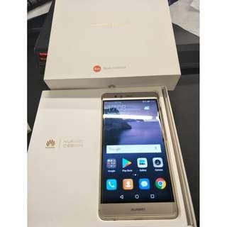 Huawei P9 Plus Fullset 99% New Ori Huawei Malaysia