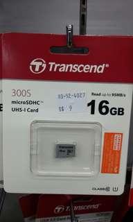 Transcend 16gb micro sd