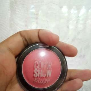 """Maybelline Color Show Blush """"Fresh Coral"""""""