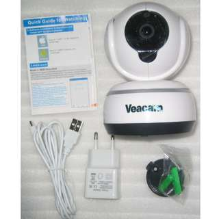 Wifi Smart Net Camera . IP Network camera . do mobile viewing (use app V380)