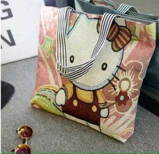 Character Washable Bag👛💕