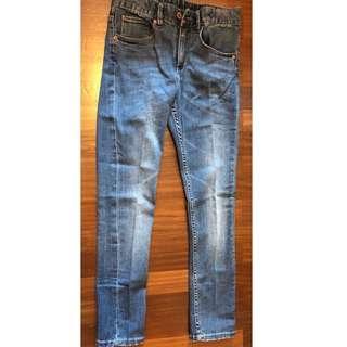 H&M denim skinny fit jeans for boys (Size - EUR 140 / US 9-10y)
