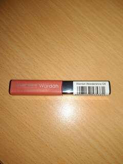 Lipstik wardah no 4