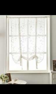 1 panel curtain